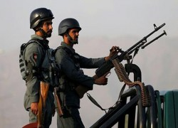 POLICE FORCE TO BE DOUBLED IN KABUL: SALEH