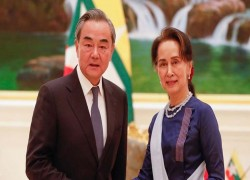 Chinese foreign minister to visit Myanmar next month