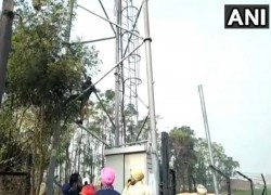 1,500 MOBILE TOWERS DAMAGED IN PUNJAB AMID FARMERS' ANGER AGAINST JIO, AMARINDER SINGH ISSUES WARNING