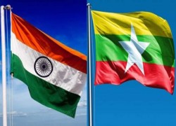 INDIA, MYANMAR OFFICIALS TO MEET ON JAN. 5 TO DISCUSS BORDER TRADE