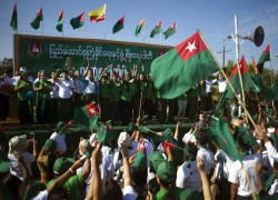 Myanmar military proxy party files nearly 200 election fraud claims