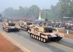 Indian Army to procure 118 Arjun Mk-1A tanks