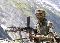 CRPF TROOPER INJURED AFTER SENTRY FIRES WARNING SHOTS IN J&K