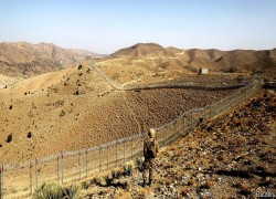 Pakistan has fenced itself off from Afghanistan