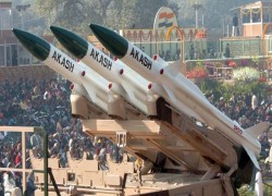 Indian govt approves export of indigenous Akash missiles