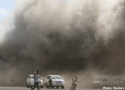 22 KILLED IN ATTACK ON ADEN AIRPORT IN YEMEN