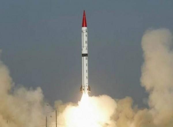 পাকিস্তানের শাহিন-৩ ক্ষেপণাস্ত্রের সফল উৎক্ষেপণ