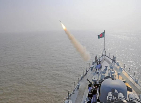 """Bangladesh Navy to participate in the international naval exercise """"Aman-2021"""""""