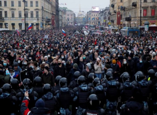 What is Alexey Navalny's endgame?