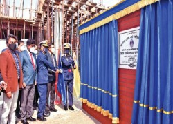 Bangladesh Coast Guard starts construction of it's own dockyard and new base