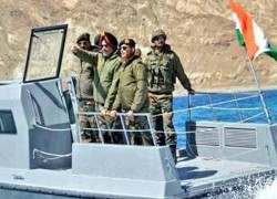 Border standoff: Indian Army orders 12 specialized fast patrol boats for Pangong Tso