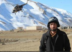 AFGHAN JOURNALIST KILLED IN GHOR, 6TH IN TWO MONTHS