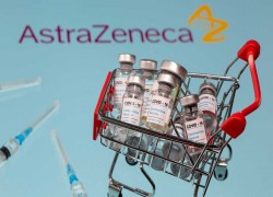 INDIA DRUG REGULATOR APPROVES ASTRAZENECA/OXFORD COVID VACCINE, COUNTRY'S FIRST