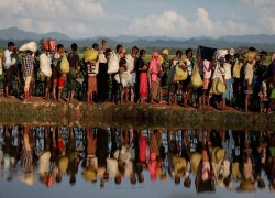 MYANMAR LOSES SUPPORT OF 9 COUNTRIES ON ROHINGYA ISSUE