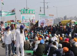 SEVENTH ROUND OF TALKS BETWEEN CENTRE AND PROTESTING FARMERS TO BE HELD TODAY