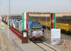 Iran's railway ambitions go beyond Afghanistan