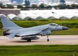 J-10C, J-11B fighter jets shine in just-concluded China-Pakistan air exercises