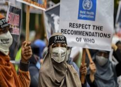 Outcry in Sri Lanka over cremation of Muslim coronavirus victims