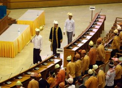 Myanmar's new parliament to convene on Feb. 1