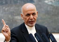 Afghan President rejects prospect of interim govt