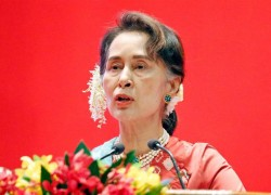 Suu Kyi announces reboot to Myanmar peace process