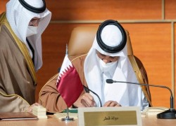 What will reduced tensions within the GCC mean for Iran?