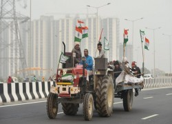 FARMERS, GOVT TO HOLD EIGHTH ROUND OF TALKS TODAY AS STALEMATE OVER FARM LAWS CONTINUE