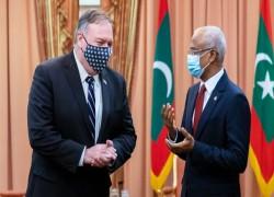 US-Maldives defense bond may irk India