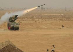 Pakistan tests multi-launch rocket system