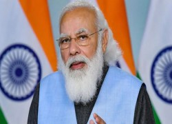 MODI TO MEET ALL CHIEF MINISTERS ON 11 JAN TO DISCUSS COVID-19 VACCINATION ROLLOUT