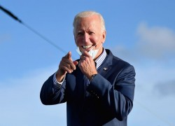 GOOD THING': JOE BIDEN WELCOMES TRUMP'S ANNOUNCEMENT OF NOT VISITING SWEARING-IN CEREMONY