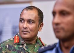 Maldives' defense chief Major General Shamaal positive for COVID-19