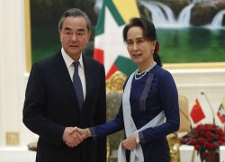 China seeks to shore up its influence in Myanmar