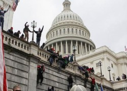 AT LEAST 25 DOMESTIC TERRORISM CASES OPENED AS RESULT OF ASSAULT ON US CAPITOL: LAWMAKER