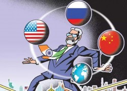 Countering China is a multifaceted problem for India