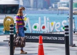 Maldives receives 30,000 plus tourists in first 10 days of 2021
