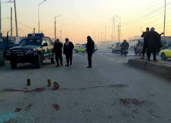 2 FEMALE SOLDIERS KILLED IN GUNMEN ATTACK IN BALKH