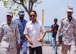Ruling in appeal over ex-President Yameen's conviction postponed