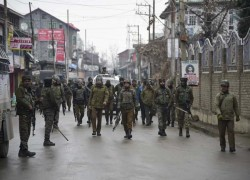 Indian Army looks to cut troops in Northeast, but not in J&K