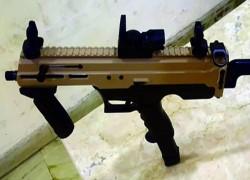 India develops indigenous 9 MM machine pistol