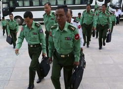 Myanmar military condemns speaker's refusal to probe election fraud claims