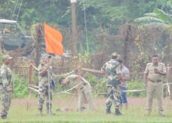 BSF KILLS BANGLADESHI ALONG LALMONIRHAT BORDER