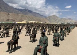 4,000 SOLDIERS POSTED IN LEH TO GET COVID VACCINE STARTING SATURDAY