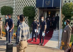 SOUTH AFRICA ARRIVE IN PAKISTAN FOR HISTORIC TOUR AFTER 14 YEARS