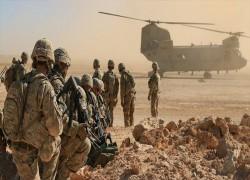 আফগানিস্তান থেকে মার্কিন সেনা কমিয়ে আনল যুক্তরাষ্ট্র
