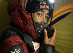 Purja set to conquer winter K2 with Sherpa 'team'