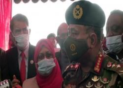 বাংলাদেশ-মিয়ানমার সীমান্তে কোনো শঙ্কা নেই : সেনাপ্রধান