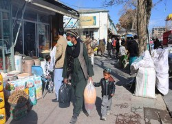 Life in Afghanistan amid pandemic