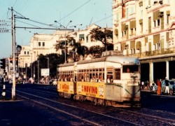 Saving a beloved icon: Growing drive in Kolkata to restore Asia's oldest running tram system