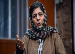 People have been terrorised into silence. But you can't buy peace through threats': Mehbooba